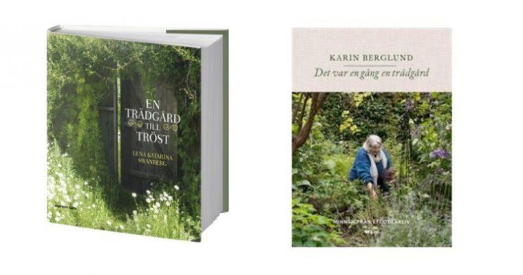 Boktips för trädgårdsentusiaster