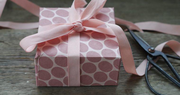 DIY – Söt liten ask med lock